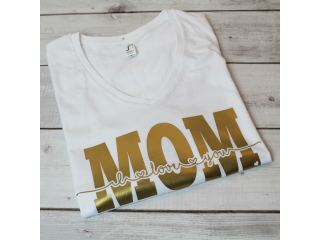 T-Shirt - MOM I love you